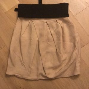 Zara blush skirt size 2 - great condition!